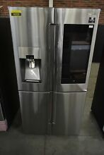 Samsung RF28N9780SR 36  Stainless French 4 Door Refrigerator NOB  46028 MAD