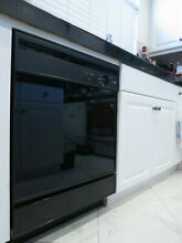 Whirlpool Dishwasher Gloss Black