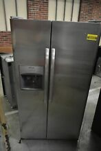Frigidaire FFSS2615TS 36  Stainless Side By Side Refrigerator  45026 HRT