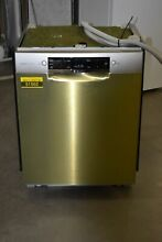 Bosch SGE53X55UC 300 24  Stainless Full Console Steel Tub Dishwasher  51562 HRT