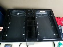 Jenn Air c236b electric industrial down draft cooktop stove   grill