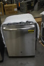 GE Adora DDT595SSJSS 24  Stainless Fully Integrated Dishwasher  42136 CLW