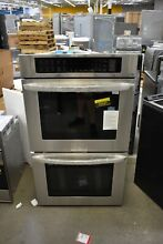 LG LWD3063ST 30  Stainless Double Electric Wall Oven NOB  52657 HRT