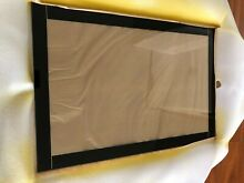 NEW Replacement Miele Door Viewing Screen Glass 9897230  590 905