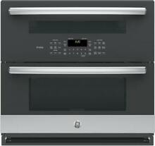 GE PT9200SLSS 30  Stainless Single Double Electric Wall Oven NOB Convection