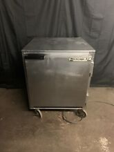 BEVERAGE AIR UCR27A 27  UNDERCOUNTER REFEIGERATOR COOLER USED