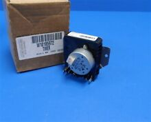 GENUINE WHIRLPOOL Dryer Timer W10185972 WPW10185972 PS2348527 AP4373259