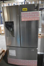 Samsung RF263BEAESR 36  Stainless French Door Refrigerator NOB  31890 MAD
