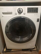 LG 2 3 cubic Washing Dryer machine