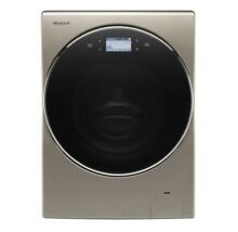 OPEN BOX  Whirlpool 2 8 cf Cashmere 240v Ventless Smart All In One Washer Dryer