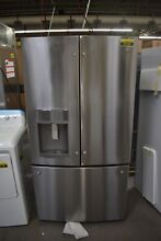 GE Profile PFE28KYNFS 36  Stainless French Door Refrigerator NOB  79145 HRT