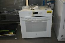 GE JK3000DFWW 27  White Single Electric Wall Oven NOB  29980 MAD