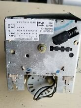 Sears GE washer timer 131802100G with knob 1318535 and part 1318539