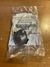Whirlpool FACTORY CERTIFIED Dryer Thermostat WPY304475 NEW IN DAMAGED BAG