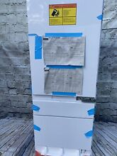 New Monogram 30  Built In Refrigerator  SS Panel Ready  included  Warranty