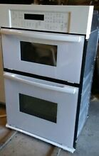 Whirlpool electric MW wall oven combo 27  and electric Kenmore cooktop