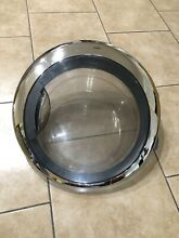 Whirlpool Front Load Washer Door Assembly WFW94HEAW0