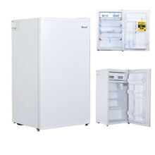 SMAD 3 3 Cu Ft Refrigerator Fridge Freezer Home Kitchen Freestanding Cooler US