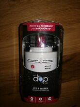 Whirlpool Every Drop EDR7D1 Ice   Water Refrigerator Filter Brand New