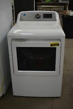 GE GTD72EBSNWS 27  White Front Load Electric Dryer NOB  101835
