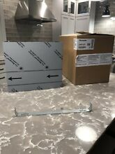 NIB Thermador CHMHP36TW Range Hood Extension Stainless Steel Inoxydable Pro
