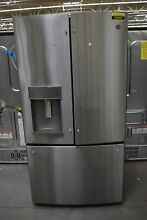 GE GYE22GYNFS 36  Stainless CD French Door Refrigerator  92849