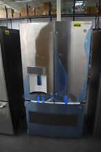 GE Profile PFE28PSKSS 36  Stainless Wifi French Door Refrigerator  29967 HRT