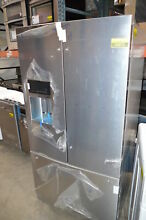 KitchenAid KRFF507ESS 36  Stainless French Door Refrigerator NOB  23873 MAD