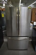 GE GNE27JYMFS 36  Stainless French Door Refrigerator  79184 MAD