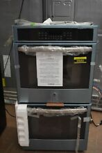 GE JK5500SFSS 27  Stainless Electric Double Wall Oven NOB  99682 HRT