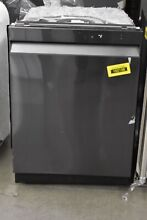 Samsung DW80R9950UG 24  Black Stainless Fully Integrated Dishwasher NOB  102138