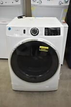 GE GFD65GSSNWW 28  White Front Load Natural Gas Dryer NOB  85901