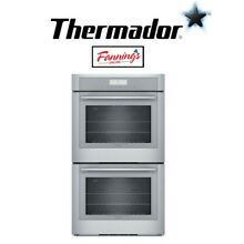 ME302WS Thermador  Double 30  Wall Oven Masterpiece Series Stainless Steel