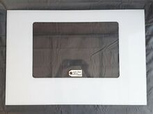 Oven Door Outer Glass   White  WPW10118454  Whirlpool  Kenmore  Roper  Others
