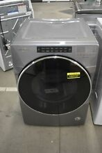 Whirlpool WGD6620HC 27  Chrome Shadow Front Load Natural Gas Dryer NOB  103137
