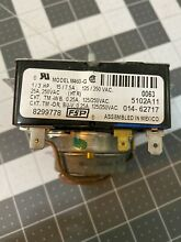 Whirlpool   Kenmore M460 G Dryer Timer 8299778