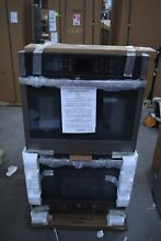 GE JTD300ENES 30  Stainless Double Wall Oven NOB  94726 HRT
