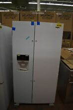 Whirlpool WRS325SDHW 36  White Side By Side Refrigerator NOB  41267