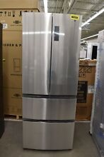 Haier HRF15N3AGS 28  Stainless CD French Door Refrigerator NOB  103839