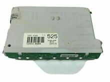 Fisher   Paykel DD603 Control Module FOR PARTS ONLY OR TO REPAIR RJ71