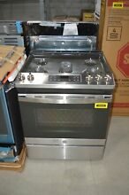 GE JGSS66SELSS 30  Stainless Slide In Gas Range NOB  102654