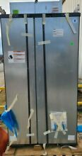 Jenn Air 42 Inch Panel Ready Built In Side By Side Refrigerator JS42NXFXDE