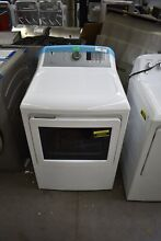 GE GTD65EBSJWS 27  White Front Load Electric Dryer NOB  106297