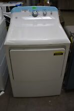 GE GTD33EASKWW 27  White Front Load Electric Dryer NOB  106301