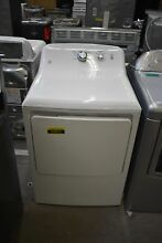 GE GTD33EASKWW 27  White Front Load Electric Dryer NOB  60875 BRT