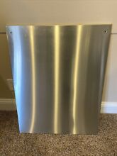 Bosch Stainless Dishwasher Door Panel 00239332 Genuine OEM Part   00239332