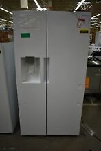 Insignia NSRSS26WH0 36  White Side By Side Refrigerator NOB  107510