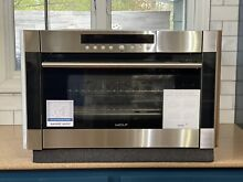 NEW Wolf Steam Oven 30  Free shipping  Full Manufacturer Warranty