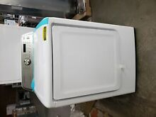 Samsung DVG45T3400W 27  White Front Load Natural Gas Dryer NOB  109970