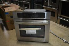 Jenn Air JJW2330WS 30  Stainless Single Electric Wall Oven NOB  2356 HRT